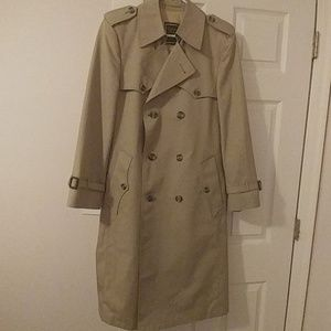 Christian Dior Men's Trench Coat (cute for ladies)